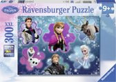 Ravensburger puzzel Disney Frozen. De ijskoningin - Legpuzzel - 300 stukjes