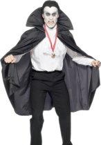 """""""Vampierencape voor volwassenen Halloween - Verkleedattribuut - One size"""""""