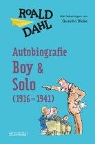 De Fantastische Bibliotheek van Roald Dahl - Autobiografie - Boy + Solo (1916 - 1941)