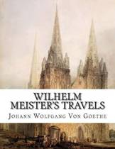 Wilhelm Meister's Travels