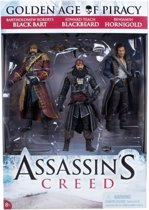 Assassin's Creed: Golden Age of Piracy 3-pack