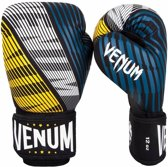 Venum Plasma Boxing Gloves - Black and Yellow-16 oz.