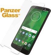 PanzerGlass Screenprotector voor Motorola Moto G6 Plus