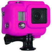 Xsories Hooded Silicone Cover voor GoPro Hero3 - Roze
