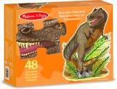 Melissa & Doug - Giant Tyrannosaurus Rex - Vloerpuzzel