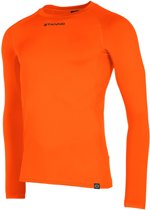 Stanno Functional Sports Thermo  Sportshirt performance - Maat L  - Unisex - oranje