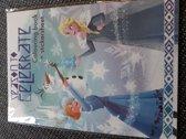 Kleurboek Frozen met stickervel