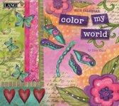 Color My World 2018 Calendar