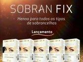 Sobranfix Wenkbrauwverf Henna 26,5Gramm genoeg voor 50 behandelingen midden bruin blijft tot 6weken zitten