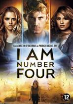 I Am Number Four DVD NL/FR