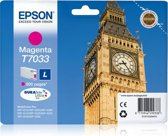 Epson T7033 - Inktcartridge / Magenta