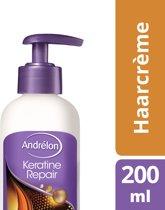 Andrélon Keratine Repair Haarcrème - 200 ml