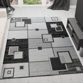 Vloerkleed - 2500 gr per m² - Tibet - Grijs - 5082 - 240x340 cm