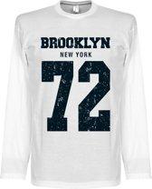 Brooklyn '72 Longsleeve T-Shirt - L