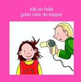 Kiki en Pelle - Kiki en Pelle gaan naar de kapper