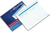 Atlanta werkbrief A5 50 vel dagelijks