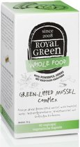 Royal Green Green-Lipped Mussel complex 60 vegicaps