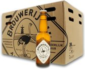 Brouwerij 't IJ IJwit Voordeelverpakking - 24 stuks