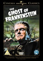 Ghost Of Frankenstein (import) (dvd)