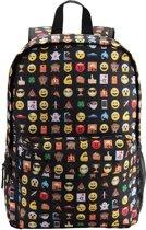 CabinMax Rugzak - Rugtas - Schooltas - Emoji - A4 formaat - Lichtgewicht
