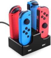 Shop4 - Nintendo Switch - Joy-Con Oplaadstation