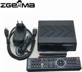 Zgemma H9.2S 4K UHD Decoder met S2X + S2X + IPTV Tuners / 2 WiFi ingebouwd