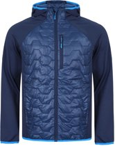 Bernie Outdoor Midlayer Jack Heren - Blauw