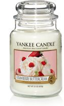 Yankee Candle Strawberry Buttercream Large Jar