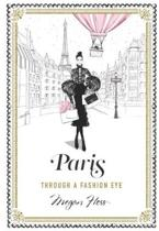 Boek cover Paris van Megan Hess (Hardcover)