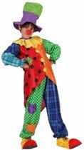Clown Stitches kostuum / outfit voor jongens - verkleedpak 116 (5-6 jaar)