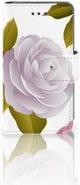 Nokia Lumia 530 Uniek Boekhoesje Roses