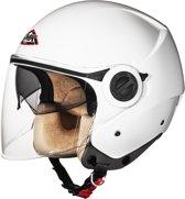 Helm SMK Cooper Wit XL