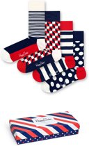 Happy Socks Big Dot Giftbox - Maat 41-46