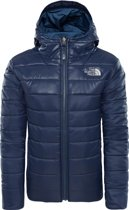 The North Face Reversible Perrito Jas - Kinderen - Cosmic Blue