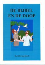 Bijbel en de doop