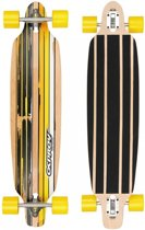 Longboard Osprey twin: Flint Yellow 99 cm/ABEC5 (TY5054A)