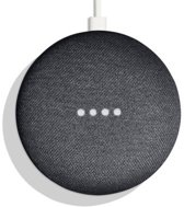 Google Home Mini - Smart Speaker / Zwart / Nederlandstalig