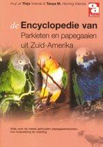 Over Dieren 152 - Encyclopedie van Zuid-Amerikaanse parkieten