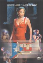 Jennifer Lopez - Let's Get Loud: Live Puerto Rico
