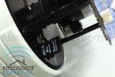 DS-2CD2132F-I dome camera, 3 megapixel, IR leds - 4mm