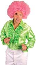 """""""Groen disco overhemd - Verkleedkleding - XL"""""""