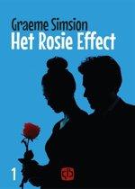 Het Rosie effect - grote letter uitgave