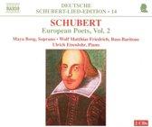 Boog / Friderich / Eisenlohr - Volume 14 - European Poets 2