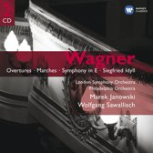 Wagner: Overtures - Marches -