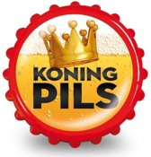 Bierdop flesopener koning pils - Fles opener