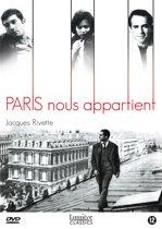 PARIS NOUS APPARTIENT (dvd)