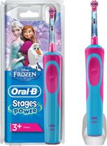 Oral-B Stages Power Kids met Frozen-figuren Elektrische Tandenborstel