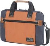 Samsonite Sideways - Laptoptas / 13,3 inch / Blauw-oranje