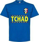 Tsjaad Team T-Shirt - XXL