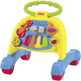 Fisher-Price Muzikale Loopwagen